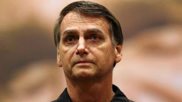 Party of Brazil's Bolsonaro open to centrist leadership of Congress