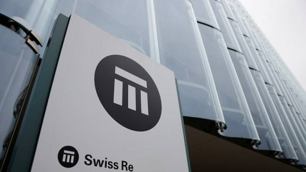 Swiss Re says third-quarter claims large but nine-month claims in line with expectations
