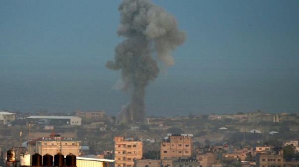 Gaza: en pleine tension avec Israël, le Hamas promet de sévir contre les éléments incontrôlés
