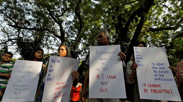 India looks to tighten sexual harassment laws - government officials