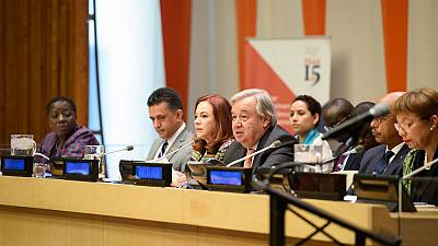 Africa is 'on the rise', says UN chief Guterres, urging collaboration for better future