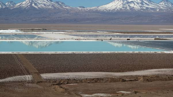 A water fight in Chile's Atacama raises questions over lithium mining