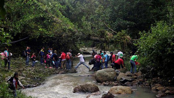 ترامب يهدد بإرسال الجيش وإغلاق الحدود لصد مهاجرين من أمريكا الوسطى