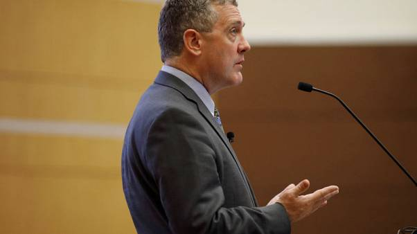 Fed's monetary policy 'about right,' no more hikes needed -Bullard