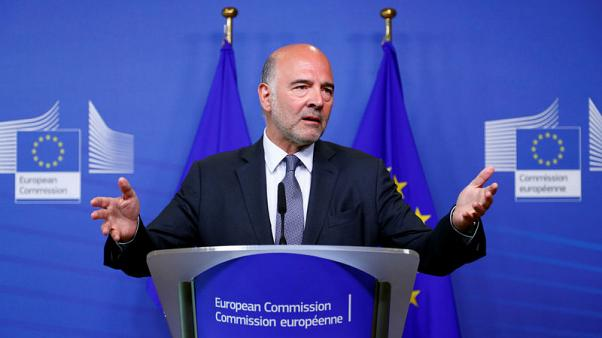 EU's Moscovici to give Italy letter of concerns over budget - source