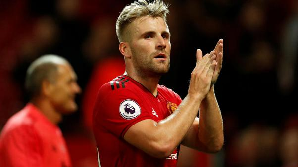 Man United's Shaw agrees new five-year contract-reports