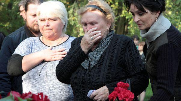 Putin blames fatal college attack in Crimea on globalisation