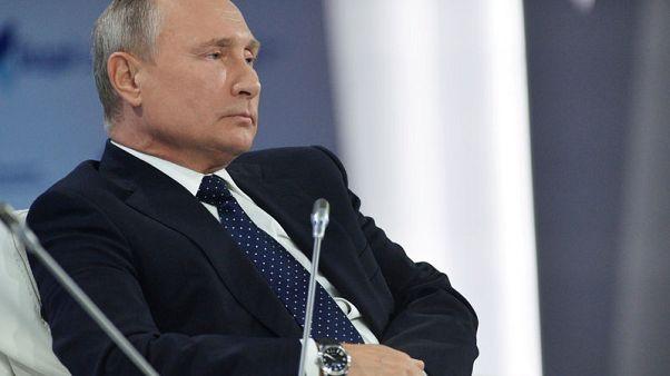 بوتين: لا نستطيع تبرير إفساد العلاقات مع السعودية بسبب قضية خاشقجي