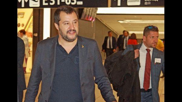 Dl fisco: Salvini, decreto resta com'è