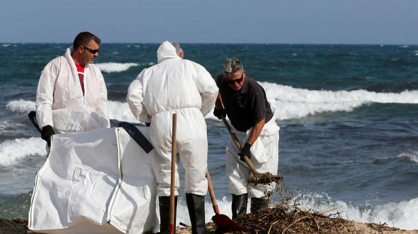 French Riviera launches clean-up as fuel spill reaches beaches