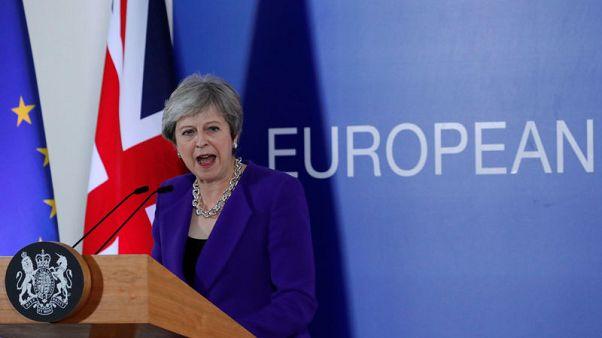 ماي تقول إنها ستذكر البرلمان بأن البريطانيين صوتوا للانسحاب من الاتحاد الأوروبي