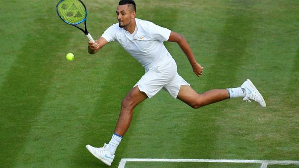 Kyrgios ends season after pulling out of Kremlin Cup