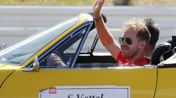 I should have done better, says Vettel