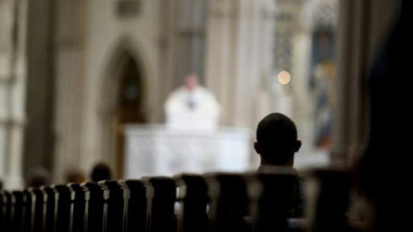 Abus sexuels dans l'Eglise: la justice fédérale américaine ouvre une enquête