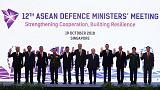 Southeast Asia agrees guidelines on air encounters, terrorism data swaps