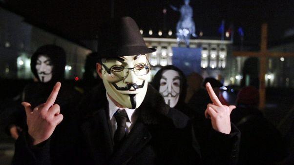 Rapine in maschera a Venezia, 4 arresti