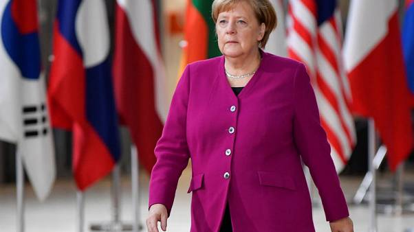 Europe, Asia show commitment to free trade - Merkel
