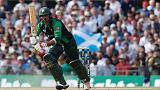 Cricket - Pakistan captain Sarfraz taken to hospital, Khawaja out for Aussies