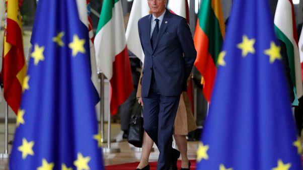 بارنييه: اتفاق انفصال بريطانيا انتهى بنسبة 90% لكن مشكلة أيرلندا قد تعطله