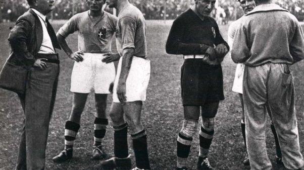 I primi 50 anni di calcio in una mostra