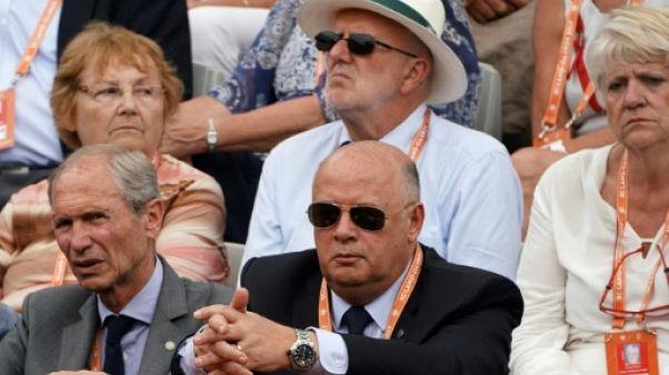 Tennis: le président de la FFT démissionne de ses mandats à l'ITF