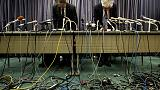 Japan quake shock absorber maker: products may have been used nationwide