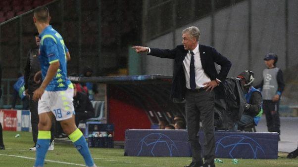 Ancelotti: Contro Udinese quante insidie
