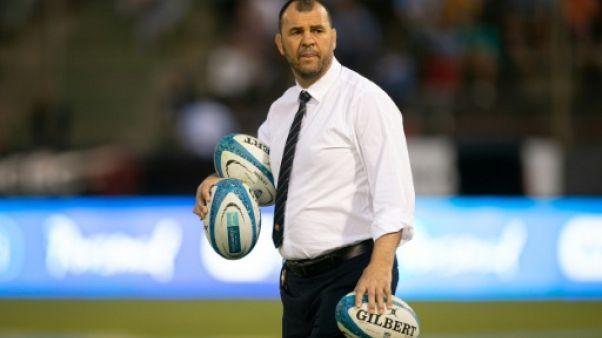 Rugby: l'Australien Cheika soutenu par sa Fédération avant le Mondial-2019