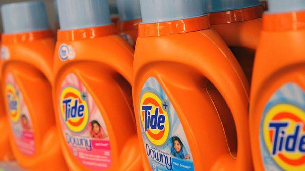 Procter & Gamble's first-quarter sales beat estimates