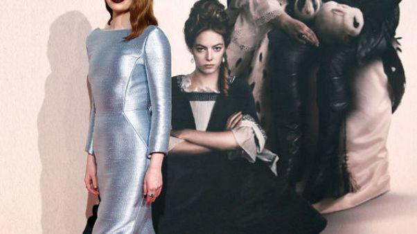 (المفضلة) لأوليفيا كولمان يضيف لمسة ملكية على مهرجان لندن السينمائي