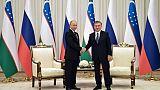 La Russie et l'Ouzbékistan scellent leurs liens dans tous les domaines
