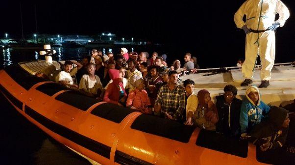 Tornato in Italia con barchino, espulso