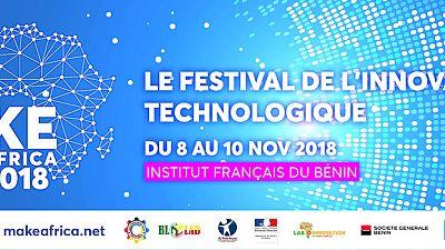 Make Africa : le festival de l'innovation technologique du 8 au 10 novembre à l'Institut Français de Cotonou