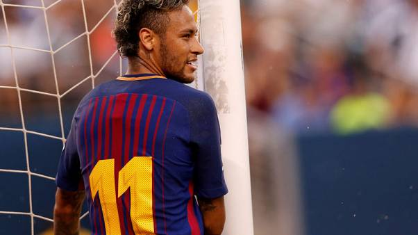 Barcelona not considering swoop for Neymar, says vice-president