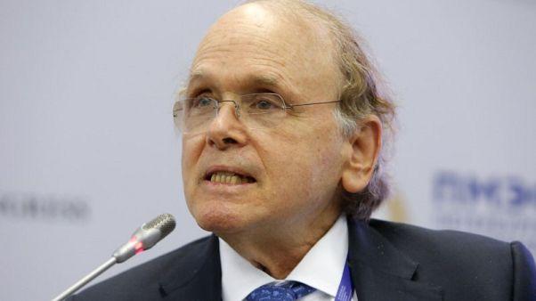 ملخص-آي.إتش.إس ماركت: نائب رئيس المؤسسة لن يحضر مؤتمر الاستثمار السعودي