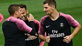 Paris-SG: Tuchel veut ménager Neymar, Marquinhos et Meunier