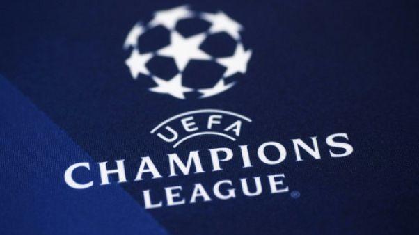 Logo de la Ligue des champions, le 6 décembre 2016
