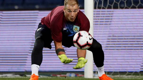 Guardiola expects warm fan welcome for returning Hart