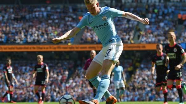 "Manchester City: De Bruyne ""prêt"" à rejouer samedi"