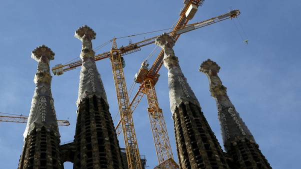 Sagrada Familia cathedral gets building licence 130 years after work began