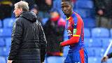 Zaha fitness to be assessed ahead of Everton clash