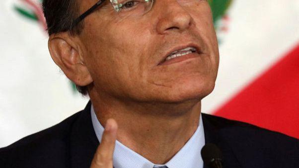 Peruvian fugitive judge captured in Spain-Peru's president