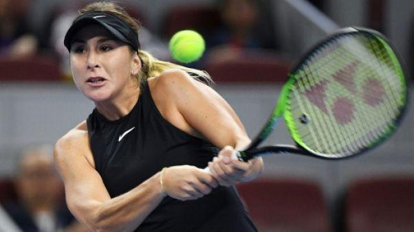 Tennis: Bencic rejoint Görges en finale au Luxembourg