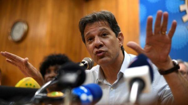 """Brésil: Haddad craint que Rio ne devienne """"comme les Philippines"""""""