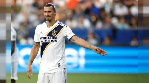 MLS: Ibrahimovic (Galaxy) confiant avant le match capital contre Minnesota