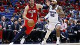 NBA: La Nouvelle-Orléans continue d'impressionner