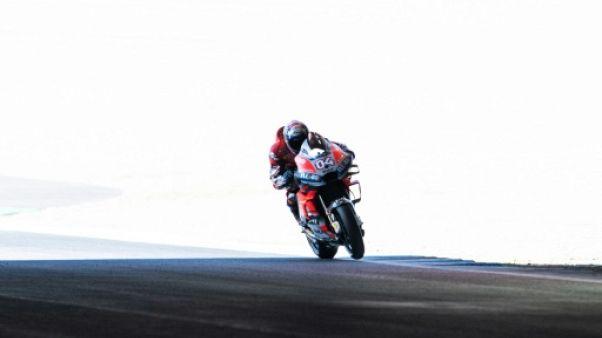 MotoGP: Dovizioso (Ducati) en pole au GP du Japon devant Zarco (Yamaha Tech3), Marquez (Honda) 6e
