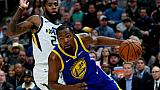 NBA: Utah fait trembler Golden State
