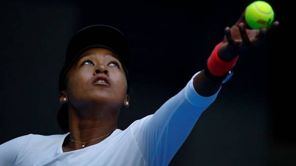 Osaka plans to stay 'weird' in ever-changing career