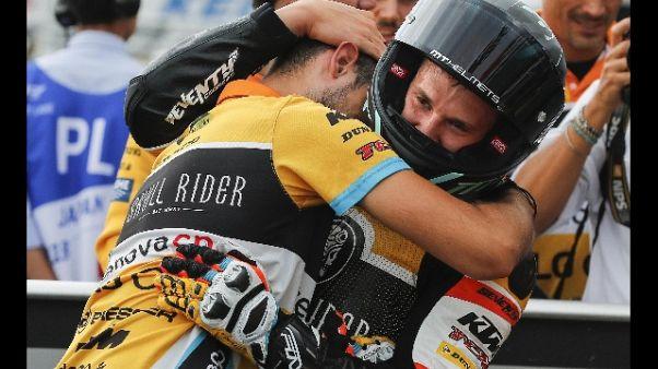 Giappone, pole Rodrigo in Moto3